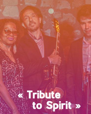 « Tribute to Spirit »